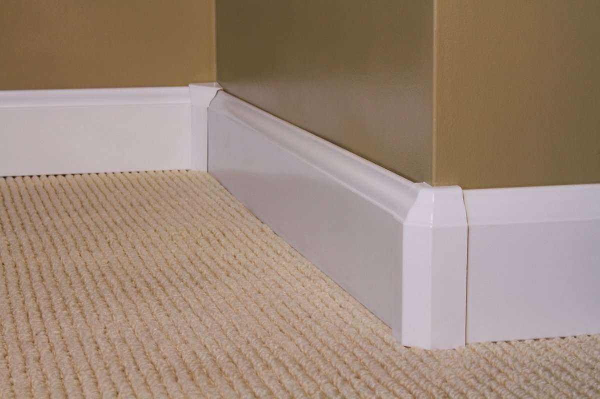 Florida Removable Baseboards