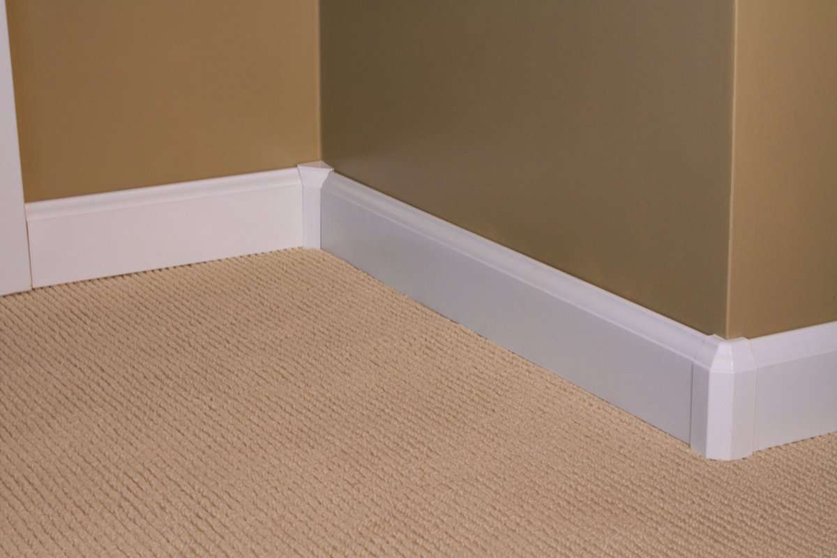 Hawaii Removable Baseboards