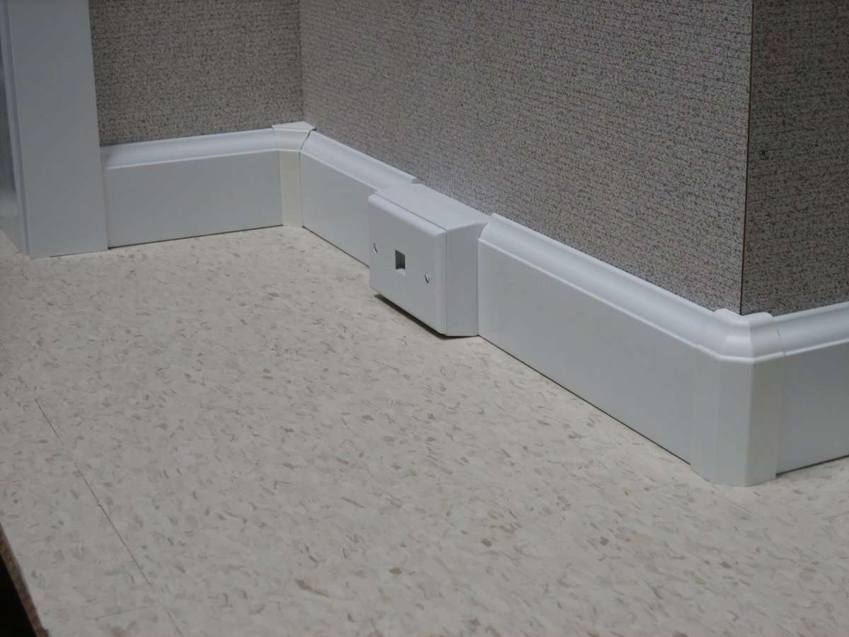 Removable Florida Baseboards