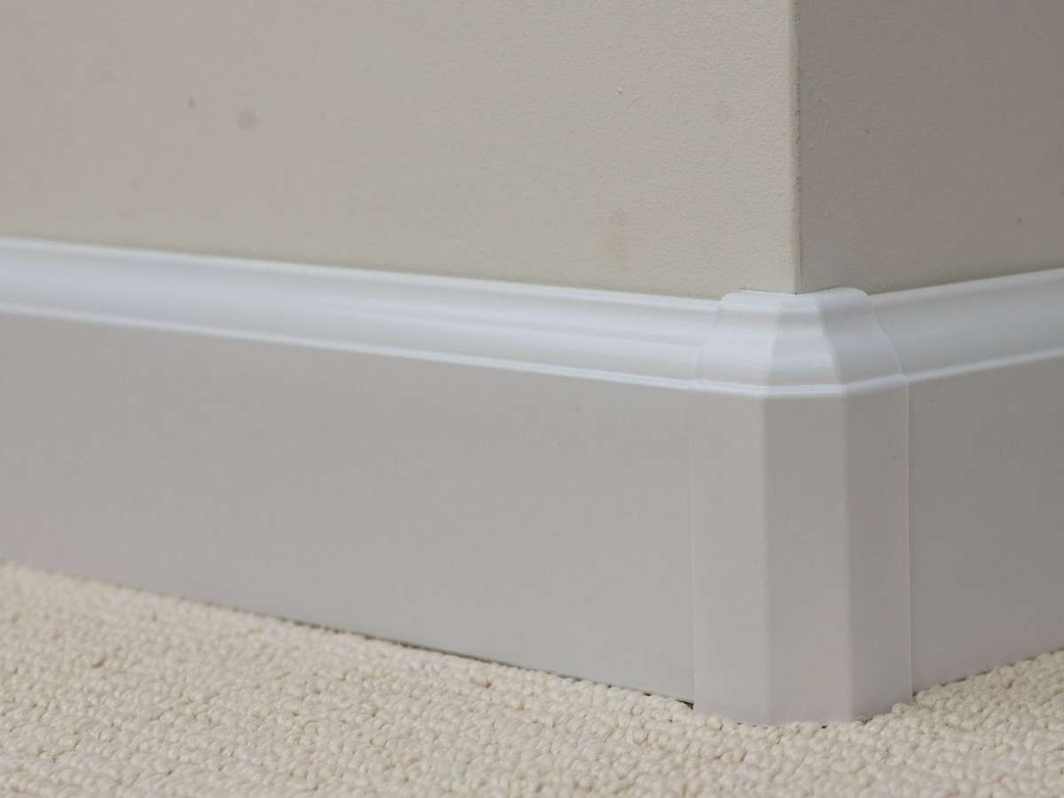 Removable Houston Baseboards