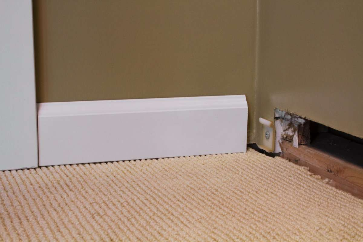 Removable Baseboards