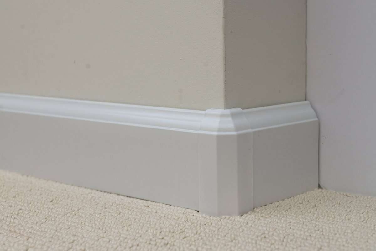 Snap On Baseboards